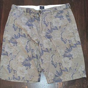 J. Crews men's shorts size 34